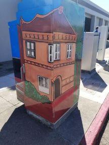 San Bruno Utility Box installed 1