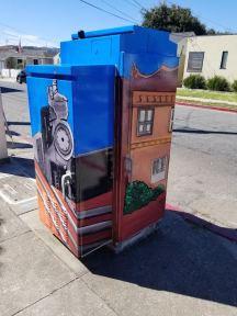 San Bruno Utility Box installed 5