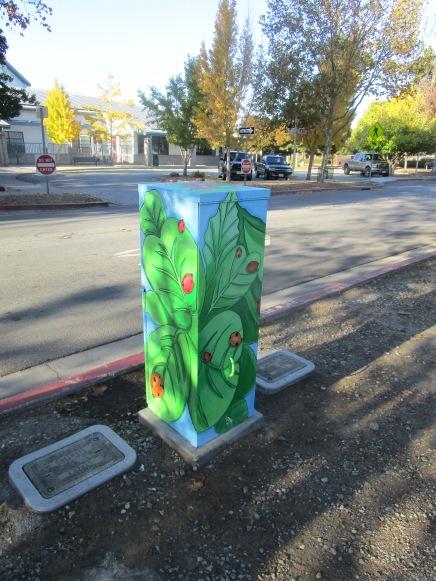 Redwood City Utility Box 2