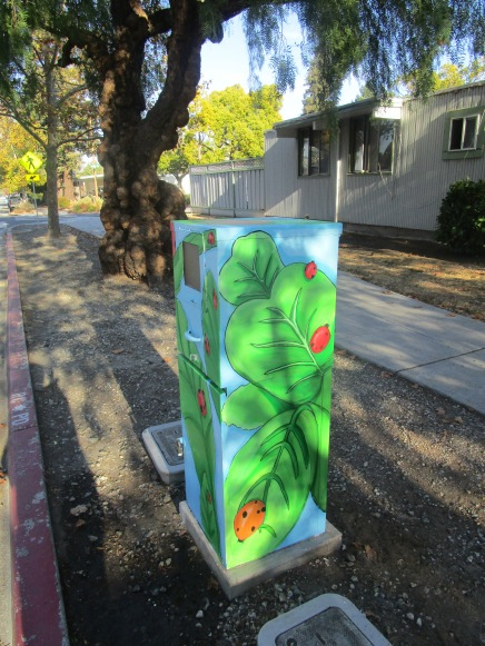 Redwood City Utility Box 4